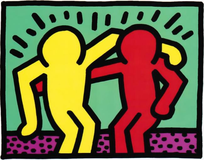 Keith Haring: Icons, Keith Haring: Icons