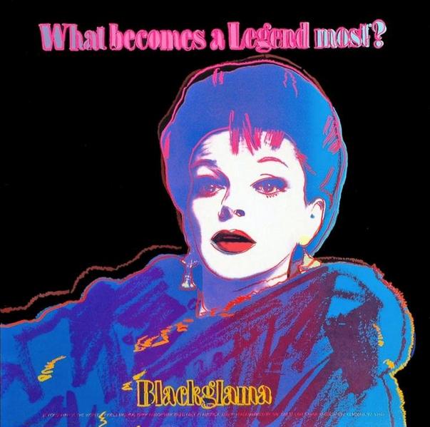 Blackglama ( Judy Garland)