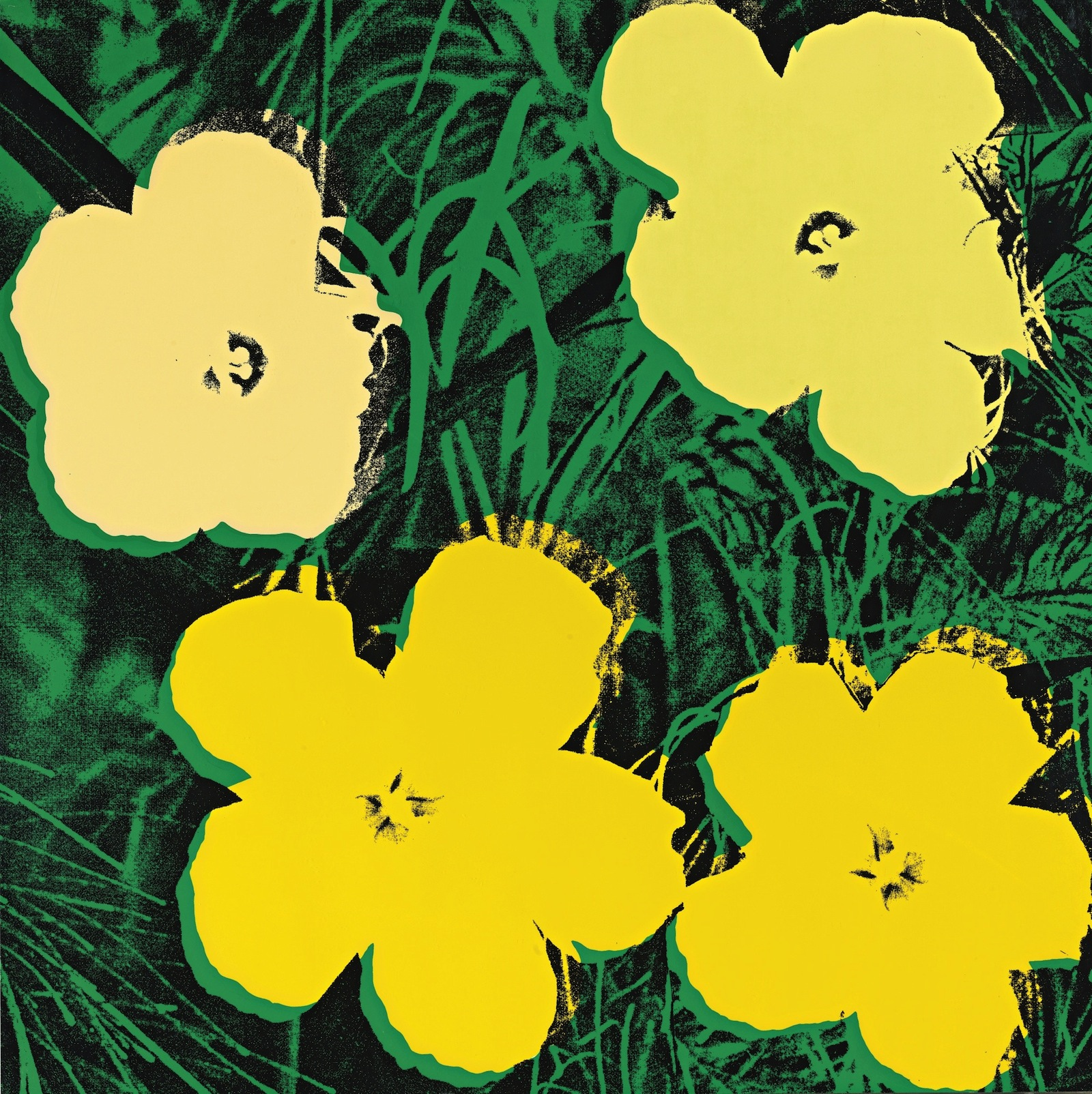 Flowers 72 by Andy Warhol