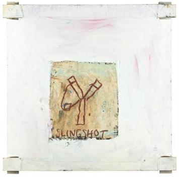Slingshot by Basquiat