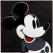 mickey mouse, andy warhol, pop, warhol