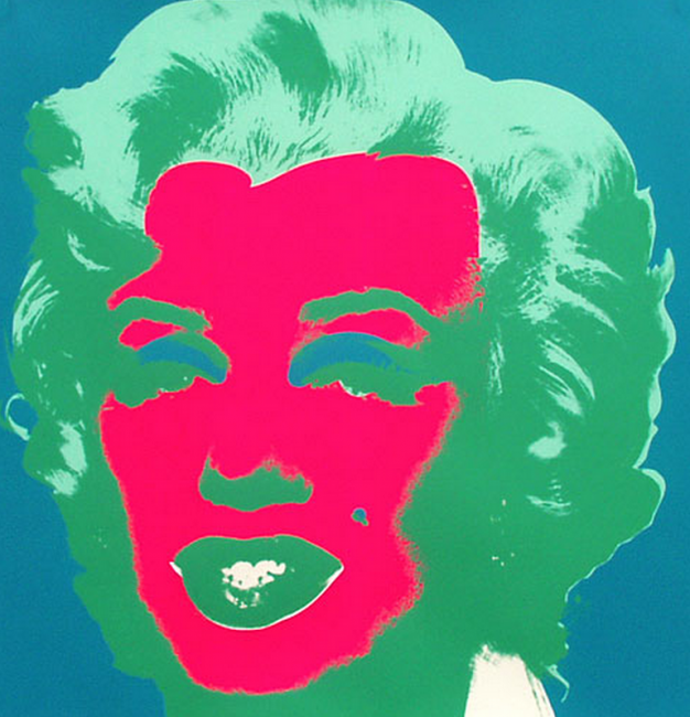 Andy Warhol: Marilyn Monroe Prints, Andy Warhol: Marilyn Monroe Prints