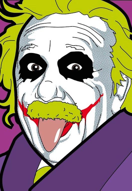 Albert Joke by Greg Guillemin