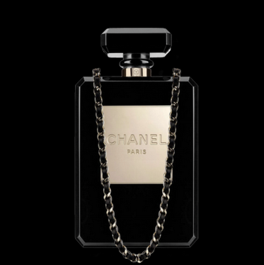 Chanel (Black on Black) – Ultravelvet Collection
