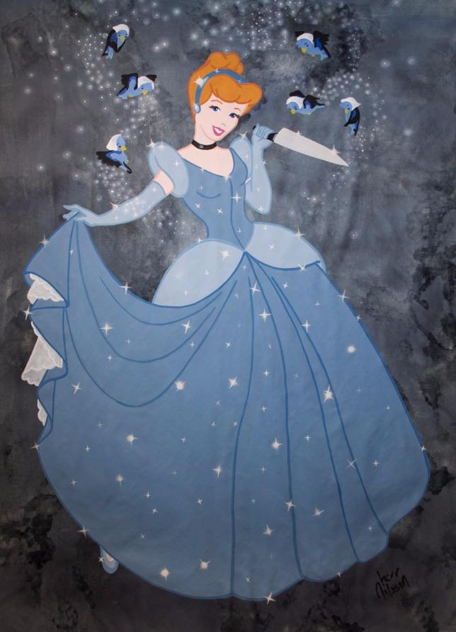 Cinderella by Herr Nilsson