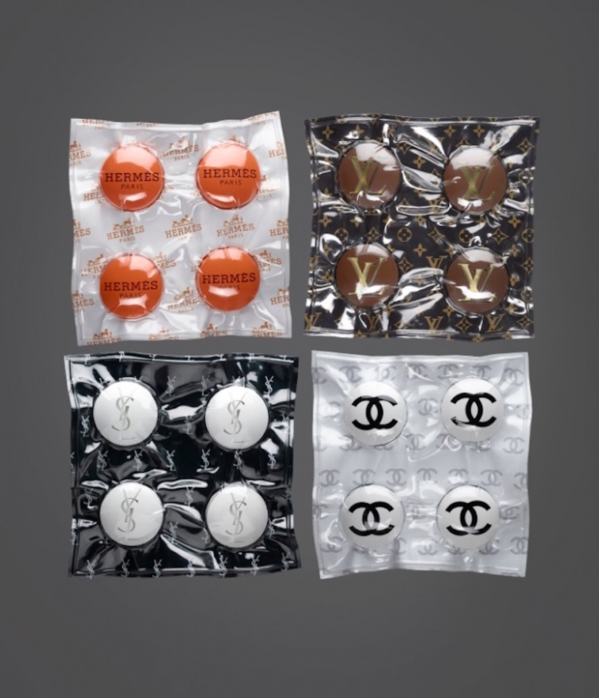 Designer Drug Set of 4