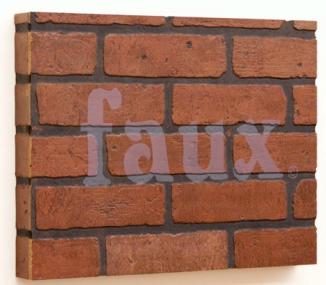 Faux Brick by Ryan McCann