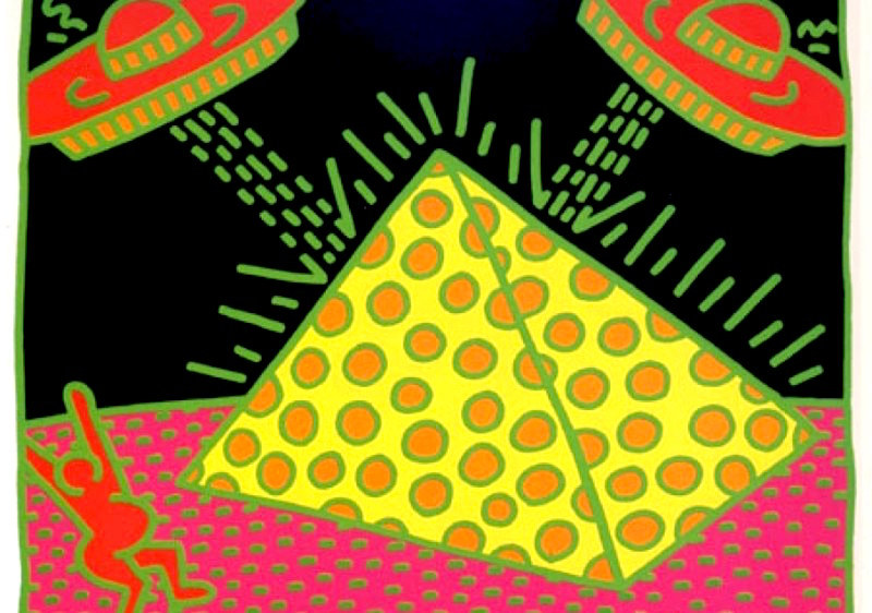 Keith Haring Fertility 2