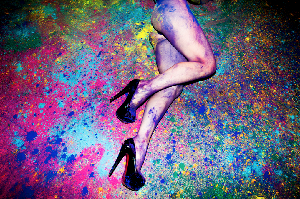 For Your Eyes Only by Tyler Shields