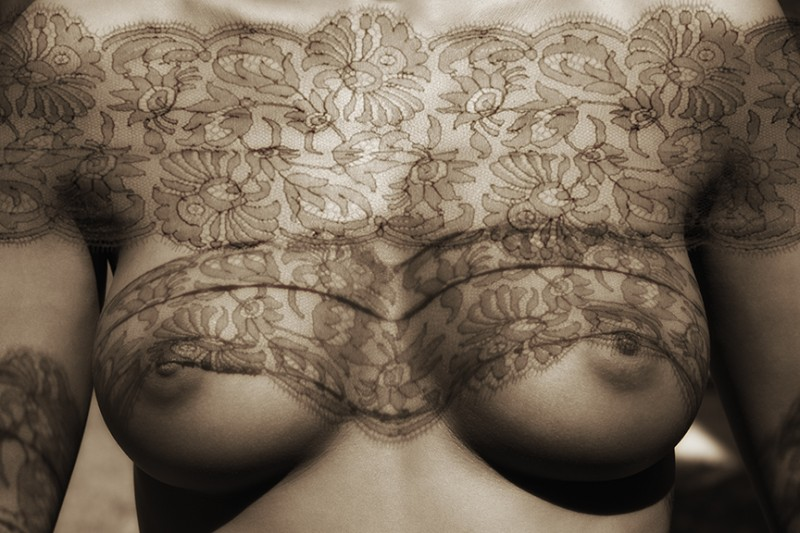 Francesca (Gold) by Guido Argentini
