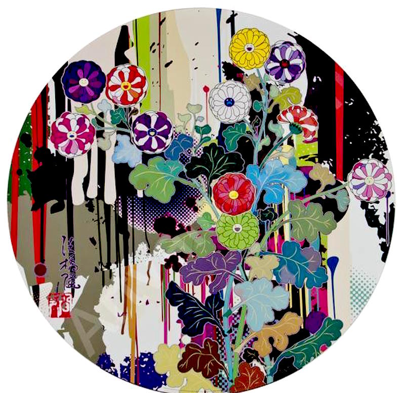 I Recall the Time by Takashi Murakami