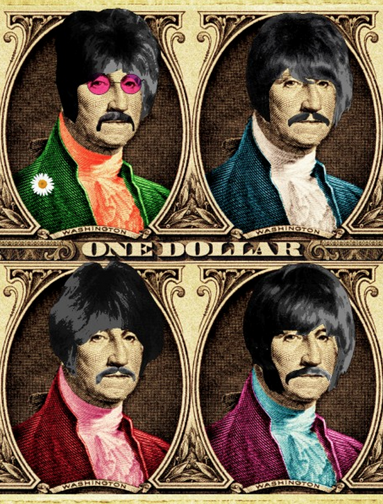 In Beatles We Trust (Sgt. Peppers) – Ultravelvet Collection