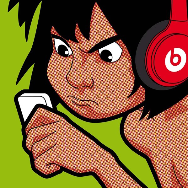 Jungle Beat by Greg Guillemin