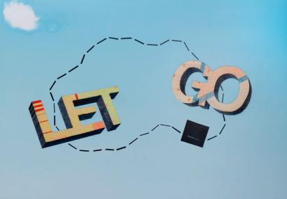 Let Go ( Blowtorch) by Ryan McCann