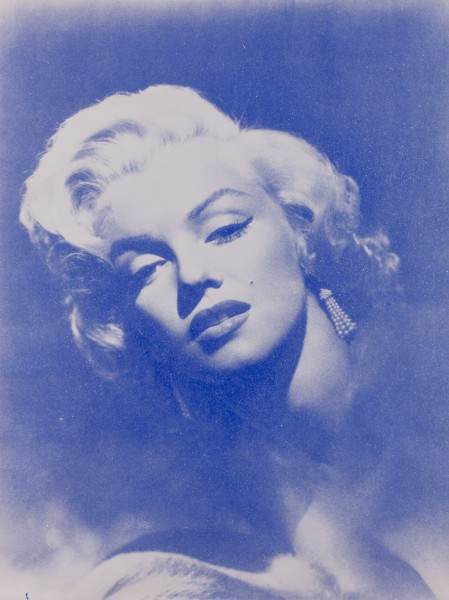 Marilyn Monroe by Russell Young