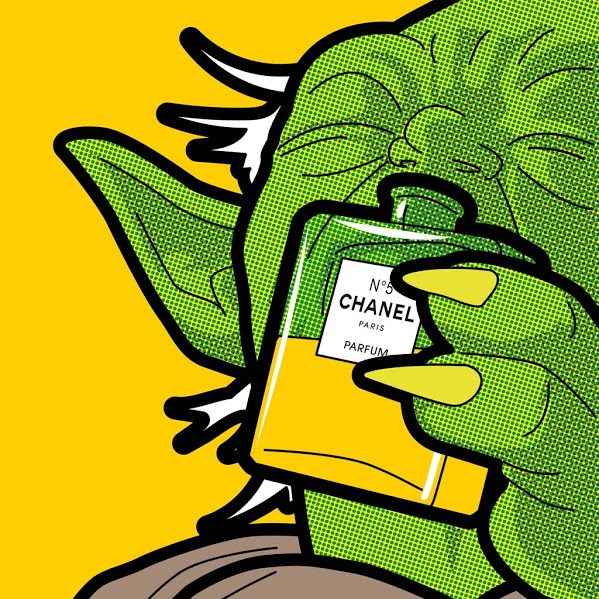 Marylin by Greg Guillemin