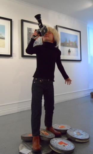 Master Warhol (Sculpture) by Schoony