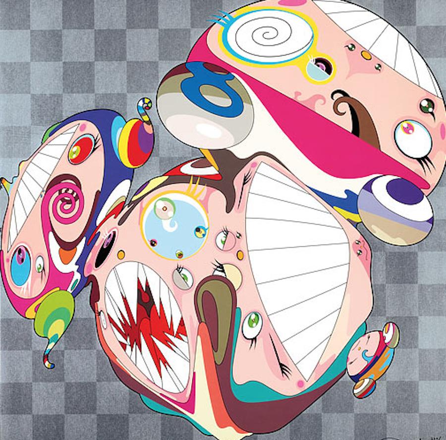 Melting DOB by Takashi Muarakami