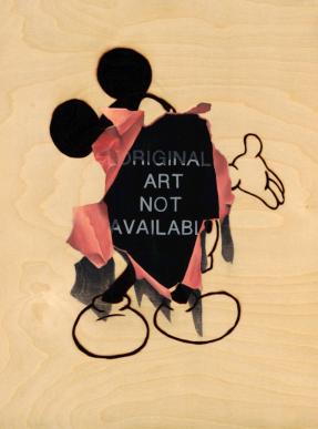 Original Art Not Available by Ryan McCann