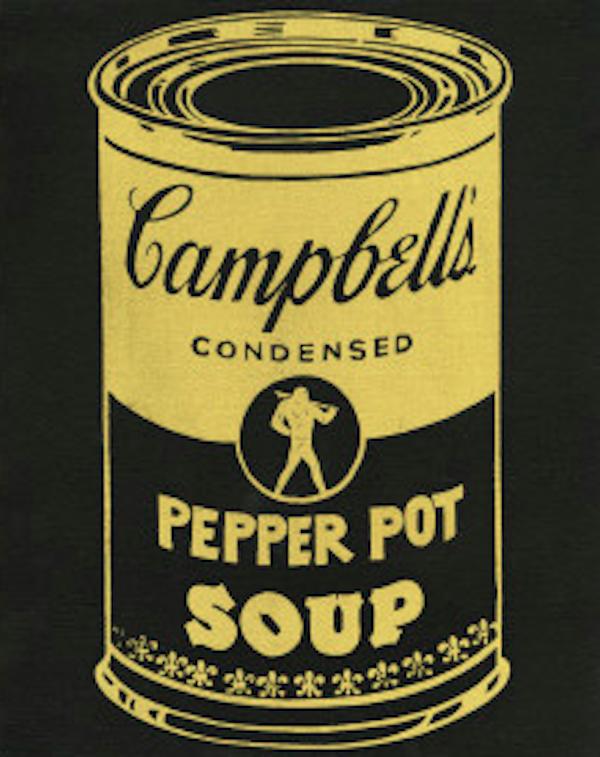 Pepper Pot Black by Cleon Peterson