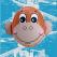 jeff koons, koons, pop, pop art, monkey train