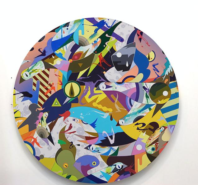 Worlds Always Even by Tomokazu Matsuyama