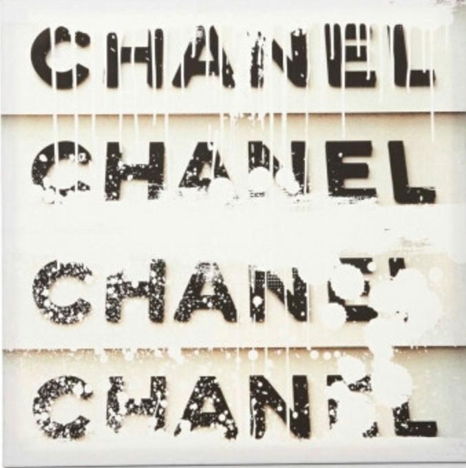 Chanel Stack (White) – Ultravelvet Collection