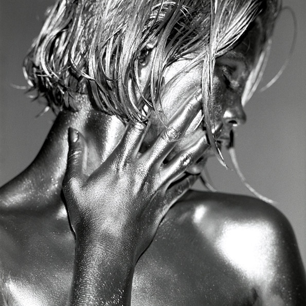 Silver Face by Guido Argentini