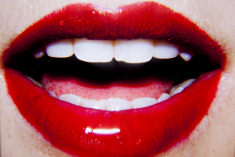 Smile by Tyler Shields