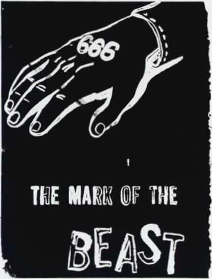 The Mark of the Beast ( Negative)
