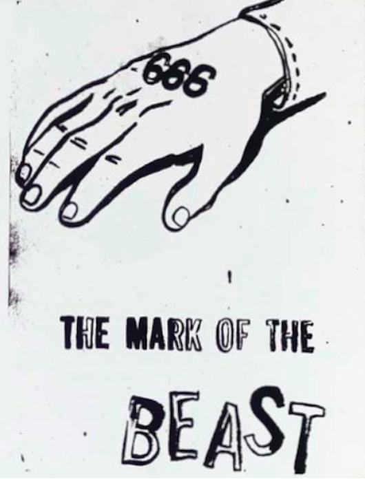 The Mark of the Beast ( Positive)