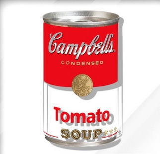 Tomato Soup by Ultravelvet Collection