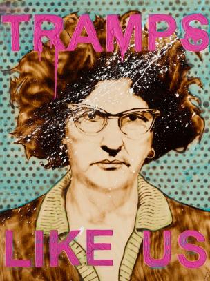 Tramps Like Us by Ryan McCann