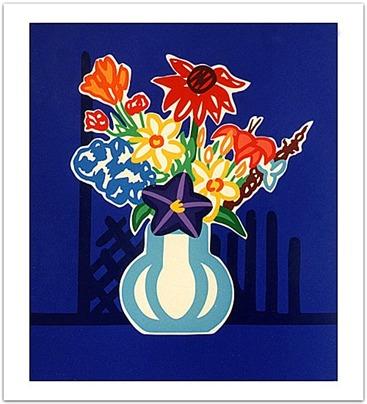 UNICEF Bouquet by Tom Wesselmann