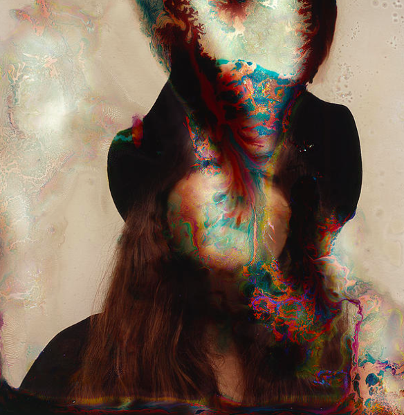 Untitled (Haily) by Seung Hwan Oh