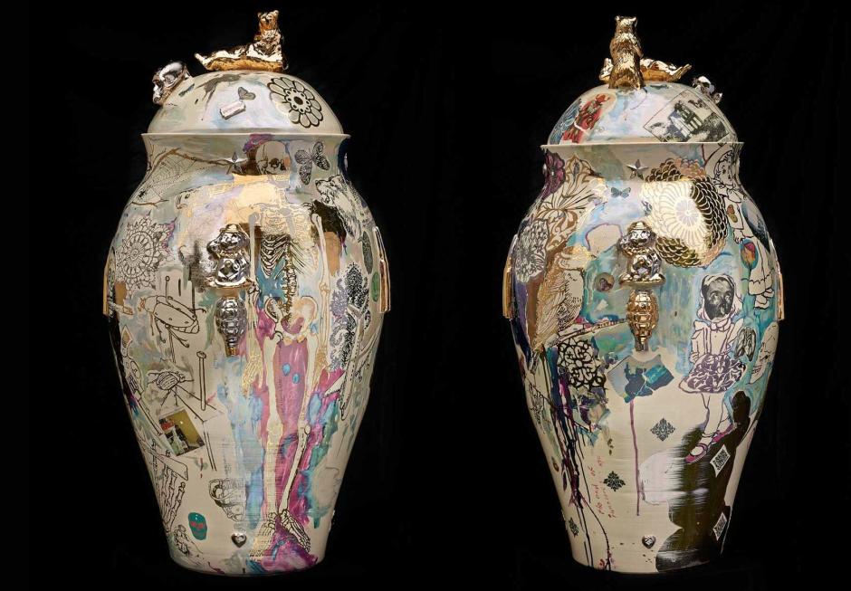 Sculptures by Dan Baldwin