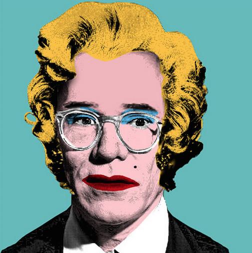 Warhol by Mr. Brainwash