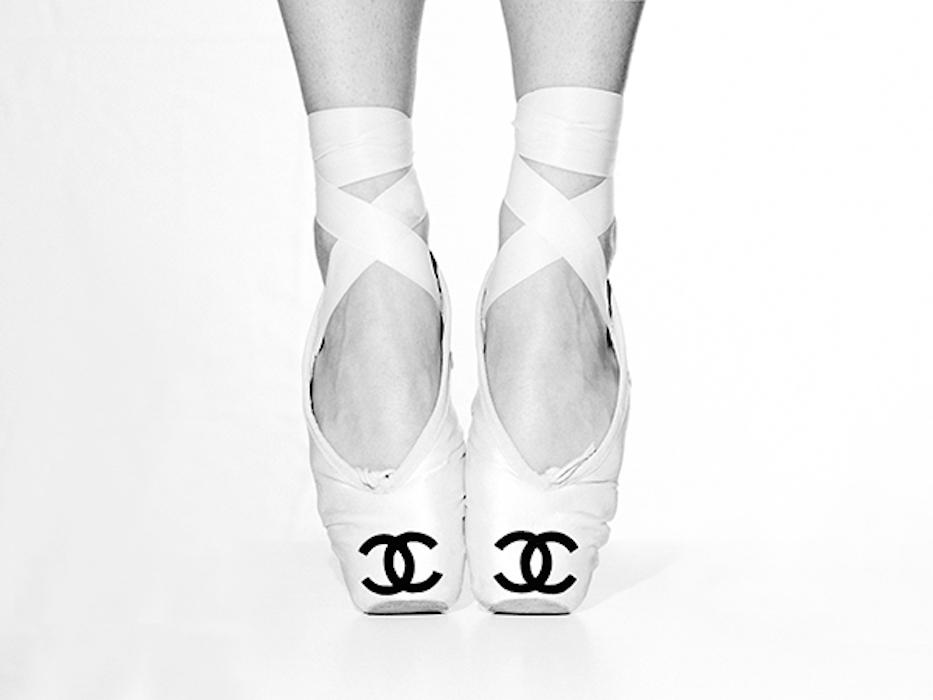 Chanel Ballet by Tyler Shields