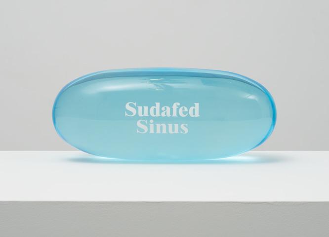 Sudafed by Damien Hirst