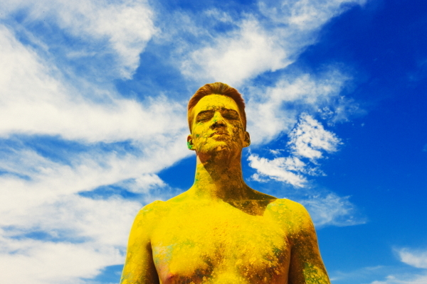 The Science of Color Yellow by Tyler Shields