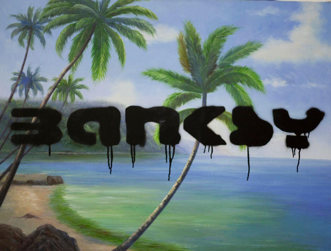 Banksy by TMFA