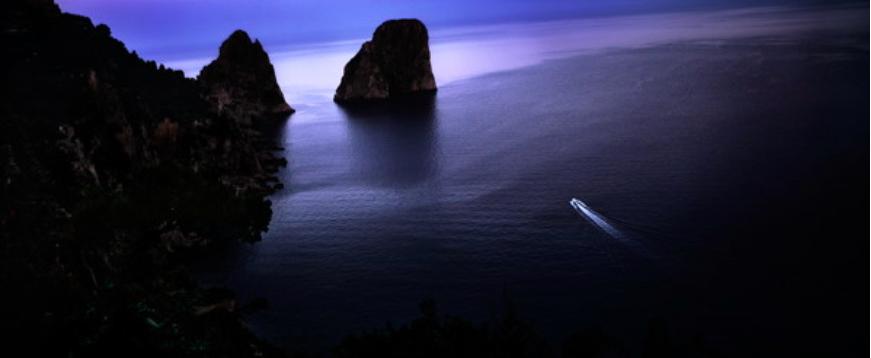 Capri Dreams by David Drebin