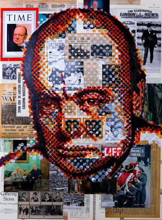 Churchill by Gillean Clark