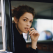 Cindy Crawford Bitting Lip by Michel Comte, michelcomte, comte, fashion