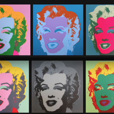 Andy Warhol Sunday B Morning Marilyn Monroe