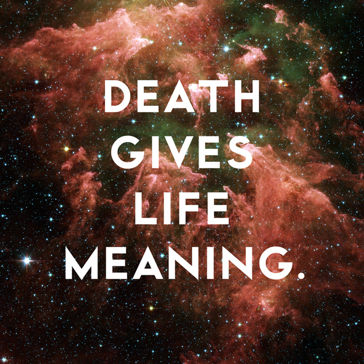 Death and Meaning by Donny Miller