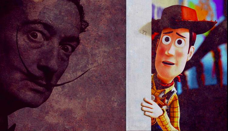 Dali Woody by Gad Berry