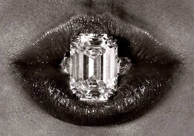 Diamond Mouth by Chris Heads