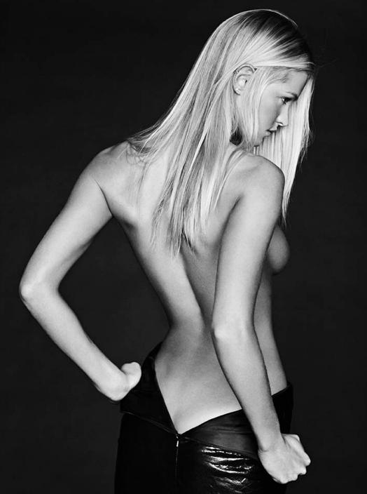 Erin Skirt Unzipped by Russell James