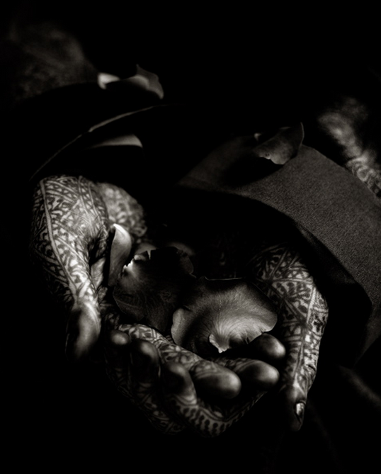 Hands ( Morocco) by Albert Watson